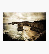 Twelve Apostles, Great Ocean Road, Victoria Photographic Print
