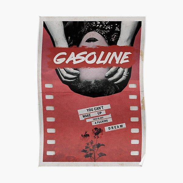 Halsey Gasoline Poster