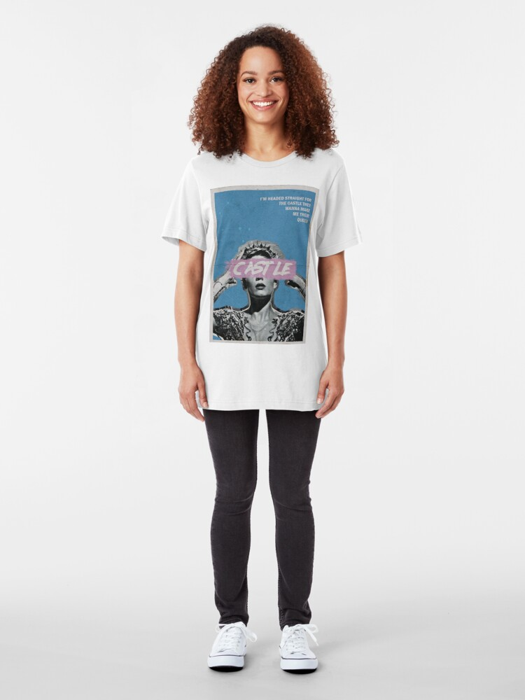 Alternate view of Halsey Castle Slim Fit T-Shirt