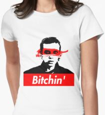 Camiseta entallada para mujer Once Bitchin '