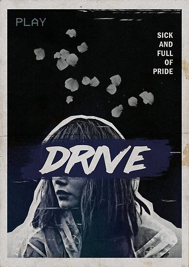 Quot Halsey Drive Quot Poster By Munenorii Redbubble
