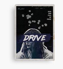 Lienzo Halsey Drive
