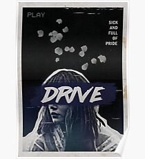 Halsey Drive Poster
