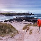 Clachtoll Beach, Assynt, Scotland by Cliff Williams