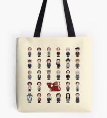 Ein Field Guide zum Common Cumberbatch (Kissen / Tasche) Tote Bag
