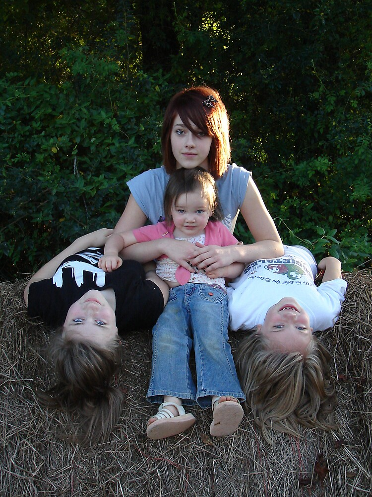 My Four Daughters by www4gsus