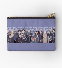 The Babylon Project - Cast Portrait Studio Pouch