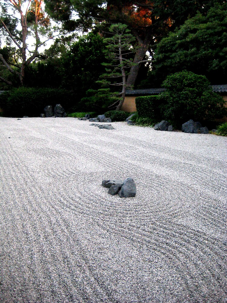 Japanese garden by SamanthaJune