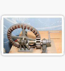 Metal gears Sticker