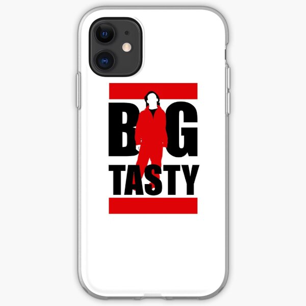 Big Tasty iPhone Soft Case