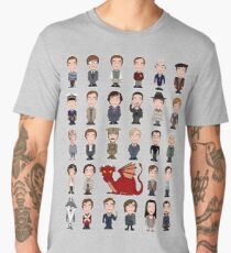A Field Guide to the Common Cumberbatch (shirt) Men's Premium T-Shirt