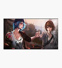 Chloe Life is Strange Photographic Print