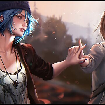 Max Life is strange by AlexTrpmn