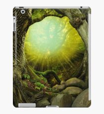 Welcome to fairytale iPad Case/Skin