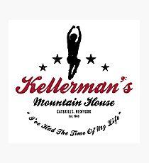 Dirty Dancing - Kellerman's Coloured Photographic Print