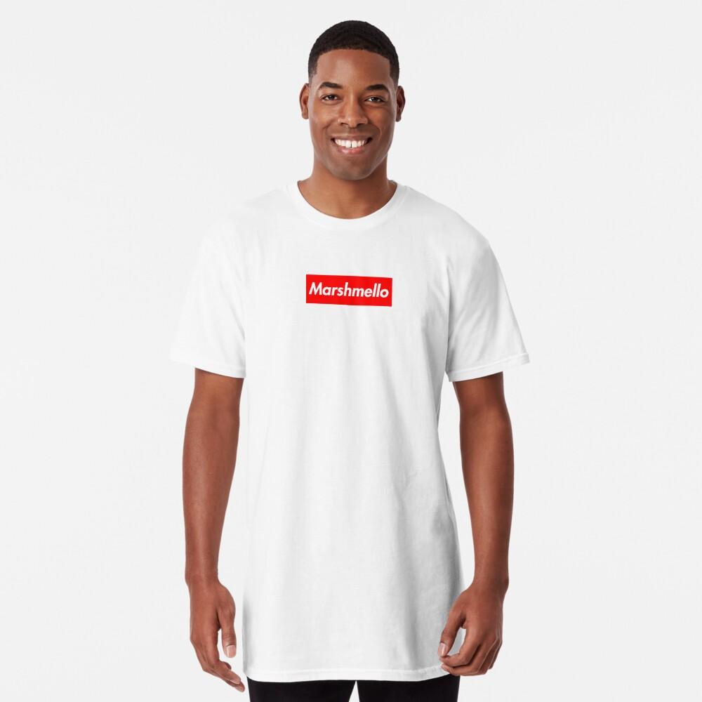 0272afba19da ... marshmello supreme logo t shirt by cameroncdesigns redbubble ...