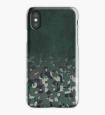 Smoky Military Pattern iPhone Case/Skin
