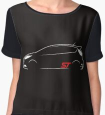 Ford Fiesta ST Vector Chiffon Top