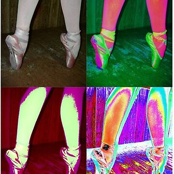 The Dance: Ballet by sybilthorn