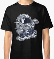 Space Racer Classic T-Shirt