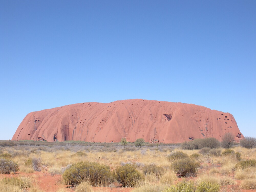 Uluru by robw