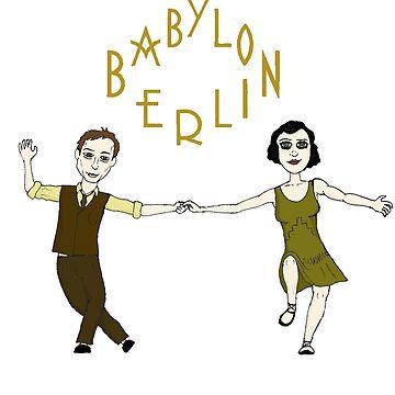 Babylon Berlin by garigots