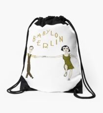Babylon Berlin Drawstring Bag
