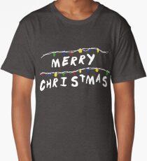 Merry Stranger Christmas Camiseta larga