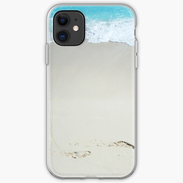 Carribean sea 10 iPhone Soft Case