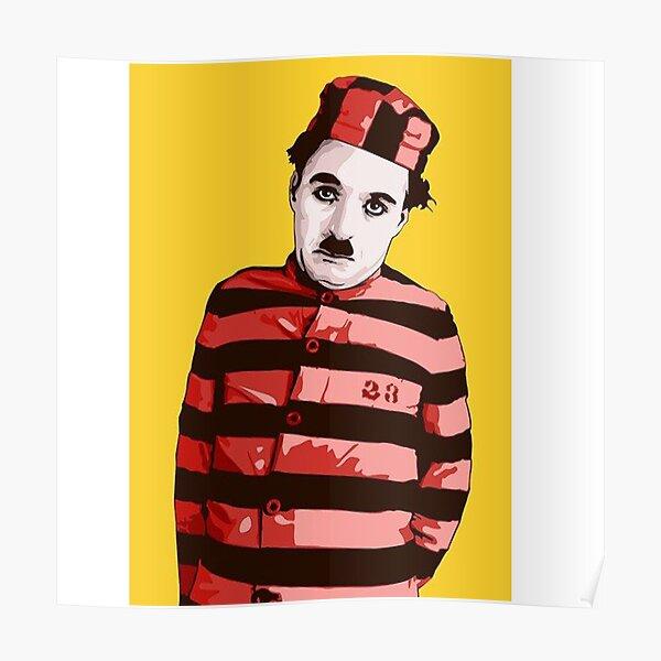 Charlie Chaplin Póster