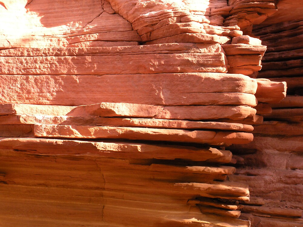 King's Canyon detail by robw
