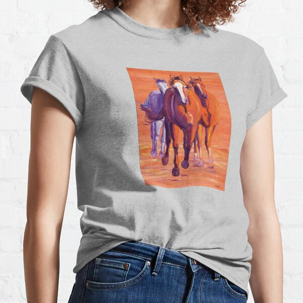 Power Image No. 8-trinity Classic T-Shirt