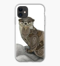 Otter Tangle iPhone Case
