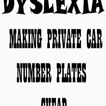 Dyslexia by AdeBoz