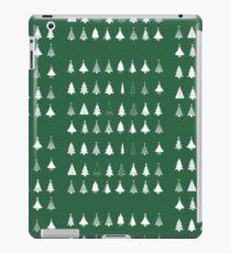 Xmas Trees Vinilo o funda para iPad
