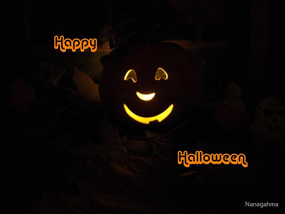 Happy Halloween everyone by Nanagahma