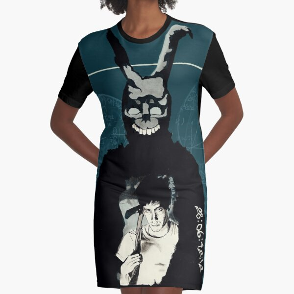Frank Knows Graphic T-Shirt Dress