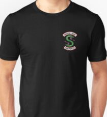 Riverdale ® Merch South Side Serpents Slim Fit T-Shirt