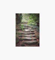Stone Steps Art Board
