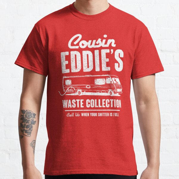 Cousin Eddie's Waste Collection Classic T-Shirt