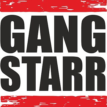 Gang Starr  by ikidyounot