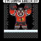 Wreck It Buff (Hawks) by beware1984