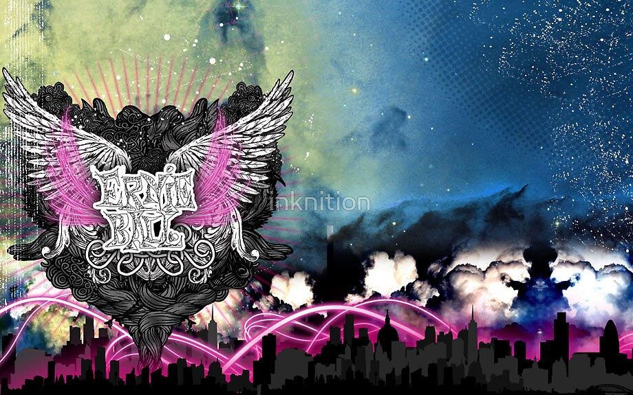 Ernie Ball Wallpaper by inknition