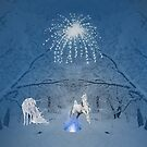 New Year in the Forest  by Ann  Warrenton