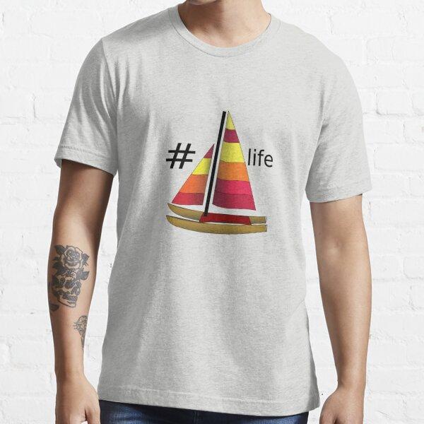 Hobie Emoji - Hashtag Sailing Hobie Catamaran Essential T-Shirt