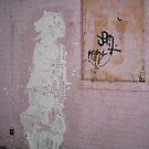 NY Graffiti Goddess by veronica j. k.