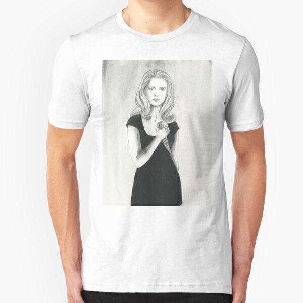 Buffy the Vampire Slayer Slim Fit T-Shirt