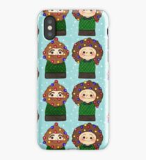 Festive Heads iPhone Case/Skin