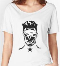 DAVID BOWIE - BLACKSTAR LAZARUS Women's Relaxed Fit T-Shirt