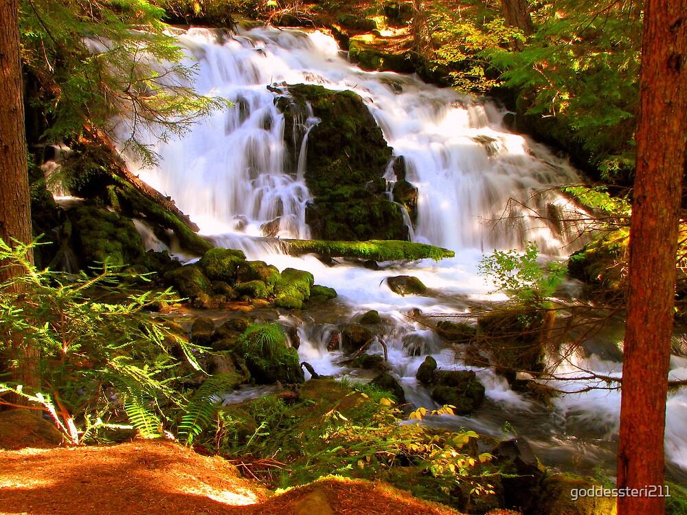 Fabulous free flowing by goddessteri211
